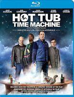 HOT TUB TIME MACHINE BLU RAY Movie / New Fast Ship (HMV-138 / HMV-19)