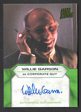 Mars Attacks Invasion (2013) Autograph Card Wb Movie Star Willie Garson