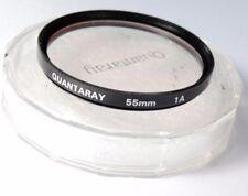 Used Quantaray 55mm 1A skylight Filter