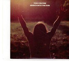 (EY757) Foxx On Fire, March Into The Sun - 2011 DJ CD