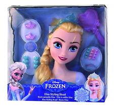 IMC Toys 16149FR Frozen Styling Kopf Elsa