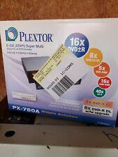 Plextor PX-750A 16X IDE / PATA Internal Double Layer DVD±RW  Drive - PX750A