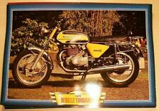 BENELLI TORNADO S 650 VINTAGE CLASSIC MOTORCYCLE BIKE 1970'S PICTURE PRINT 1972