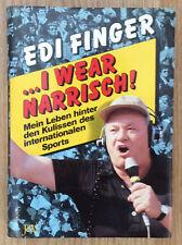 I WEAR NARRISCH Edi Finger Jugend und Volk 1988