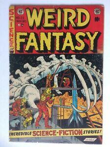 Weird Fantasy #22, UNRESTORED, nice