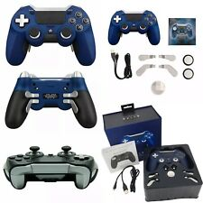PlayStation 4 elite Gaming Controller Scuf Wireless triggerstops paddles PC ps4