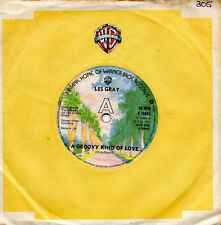 "LES GRAY - A GROOVY KIND OF LOVE - 70's - 7"" VINYL"