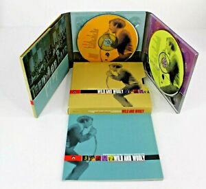Wild And Wooly The Northwest Rock Collection 2 Disc Set CD With Booklet Like New