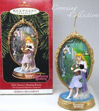 1999 Hallmark Sleeping Beauty Enchanted Memories Ornament Disney Princess Aurora