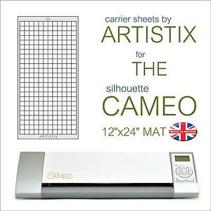 "24"" x 12"" Artistix Silhouette Cameo Cutting Mat Craft Robo Graphtec"