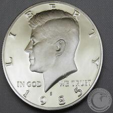 1985 Kennedy Half Dollar S Roll From Prof Sets BU Proof