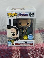 Funko Pop  Marvel Avengers Endgame  Loki #747 Glows In The Dark , Funko Limited