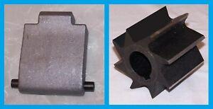 Gegenplatte Walze passt für Atika LHF ALF AMA ALA GHD 2300 2500 2800 2600-2 NEU