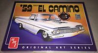 AMT 1959 Chevy El Camino Customizing Kit 1/25 scale car model kit 1058