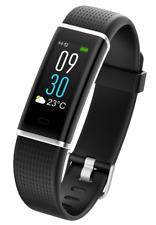 Smartband VeryFit Smartwatch Puls Herzfrequenz Kalorien Fitness Armband Sport