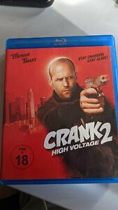 CRANK 2– High Voltage Blu-Ray FSK 18 Jason Statham