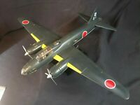 "Vintage 1/48 Mitsubishi G4M ""Betty"" ** Craftsman Built and Detailed**"