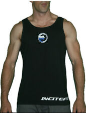 Incite Training, Blue Black, Singlets, Running, Gym, Casual, Boxing, Weights