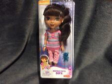 Nickelodeon Dora The Explorer Slumber Party Dora Doll Fisher-Price NEW