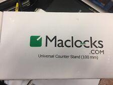 Maclocks Universal Counter Stand 100mm White