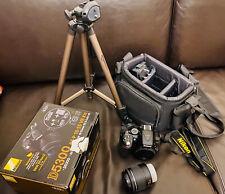 Nikon D5300 DSLR Camera +18-55mm ZOOM LENS KIT + Bundle