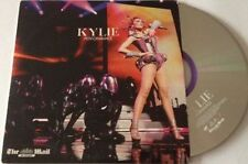 Kylie Minogue PERFORMANCE Promo CD