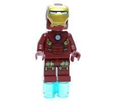 GENUINE - Lego Minifigure - Iron Man Mark 7 - Set 6869