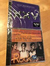 ROXY MUSIC FYE Rock Selects Volume 1 CD BRAND NEW SEALED +BONUS Cutting Crew !