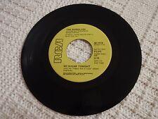 THE SHIRELLES  NO SUGAR TONIGHT/STRANGE I STILL LOVE YOU RCA 48-1019 PROMO M-