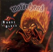 MOTÖRHEAD 2LP VINYL + CD - HOUSE OF BLUES - VINYL ROUGE - RED VINYL