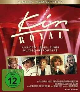 Kir Royal - 30 Jahre Jubiläums-Edition [Blu-ray/NEU/OVP] Klatschreporters Baby S