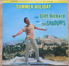 "Cliff RICHARD  ""Summer Holiday""    33T  Original BIEM 1963 EX/EX"