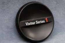 VIVITAR SERIES 1 72MM PLASTIC FRONT LENS CAP - FREE USA SHIPPING