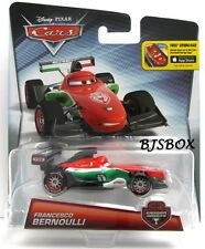 Disney Pixar Cars Carbon Racers Francesco Bernoulli TROC CRC Series New Sealed