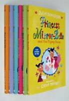 Princess Mirror Belle 6 Books Julia Donaldson Series Kids Fun Reading New