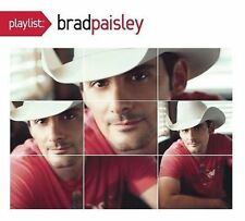 SEALED NEW ~ Playlist: The Very Best of Brad Paisley