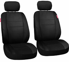 Coleman Car Front Seat Cover 2pc Waterproof Semi-Custom Fit Heavy Duty