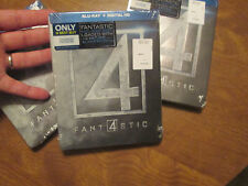 Fantastic Four 4 Blu-ray Disc Includes Digital Copy Steelbook  Best Best Buy