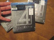 Fantastic Four 4 Blu-ray Disc Includes Digital Copy Steelbook  Best Best Buy
