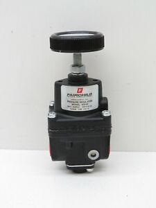 """Fairchild 30242 Pressure Regulator 1-60 PSI, 1/4"""" NPT, 250PSIG MAX"""
