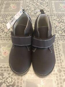 NWT Koala Kids Boys Brown Boots Size 9