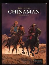 CHINAMAN  Tome 6  Emboîtage vide + Carnet Documentaire   TADUC / LE TENDRE