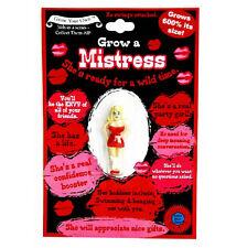 Grow A Mistress Female Lady Fun Funny Novelty Joke Prank Party Secret Santa Gift