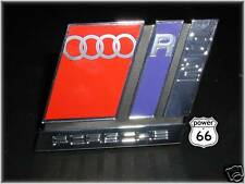 Audi Porsche RS2 Badge Grill / Rear 80 100 90 RS 2 NEW ORIGINAL Genuine RARE