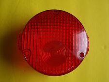 72 Yamaha CS5 200 200cc Twin Tail Light Lens