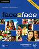 CAMBRIDGE Face2face Pre-Intermediate Student's Book w DVD-ROM 2nd Edition @NEW@