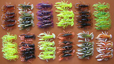 60 RELAX RUBBER CRAYFISH - 5.5 CM USA HIT !!!