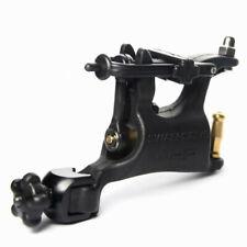 New Pro Rotary Tattoo Machine Gun Shader&Liner Swashdrive Whip Black