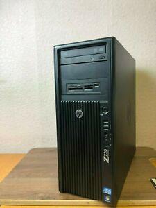HP Z220 WorkStation CMT I3-3240 3.40GHZ 8GB RAM 500GB HDD WINDOWS 10