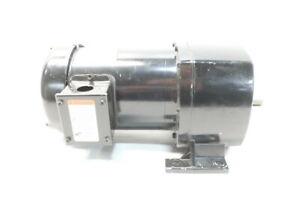 Leeson C4T17FZ46B Gearmotor 288rpm 3ph 1/2hp 3/4in 208-230/460v-ac